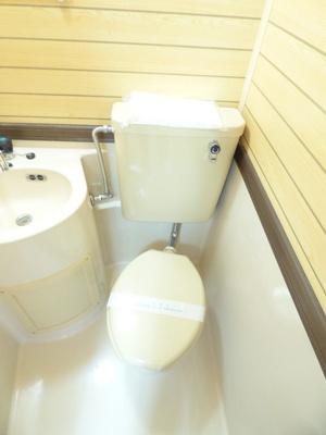【トイレ】コーポミナミ