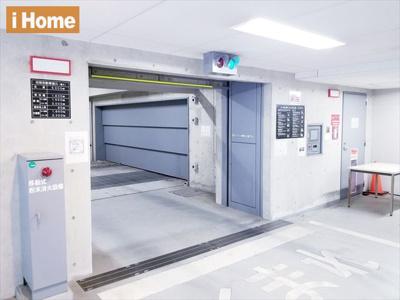 【駐車場】ラトゥール六甲W棟