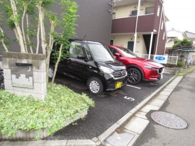 【駐車場】プリエモア