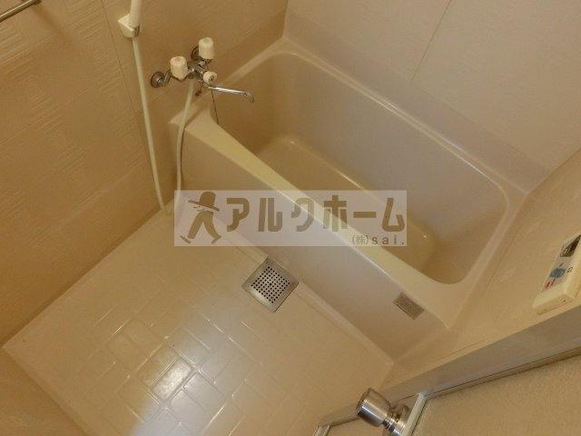 パナグレープ(柏原市平野) 浴室