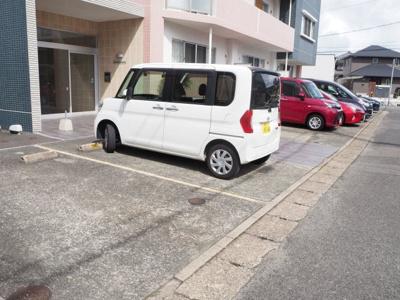 【駐車場】ルネスボナール