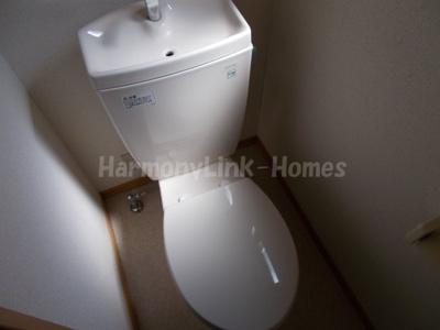 クイーンズコートのトイレ☆