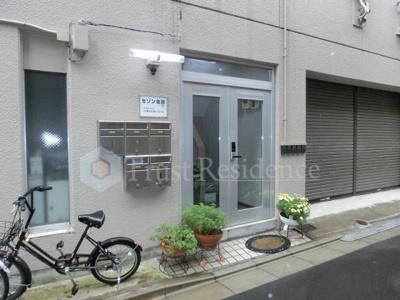 【エントランス】セゾン佐賀