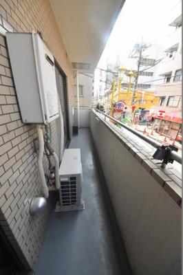 【バルコニー】第二清水ビル