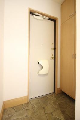 【玄関】さくらプラスわん A棟