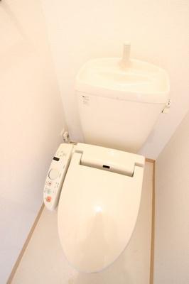 【トイレ】さくらプラスわん A棟