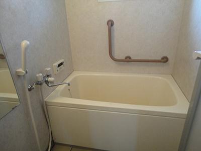 【浴室】神戸中山手ハウス