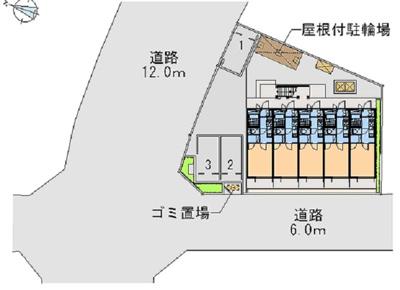 【地図】カルナック
