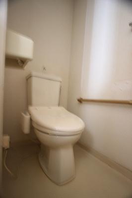 【トイレ】第3コーポ濱本