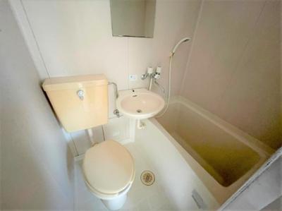 【浴室】ハイツスミトウ