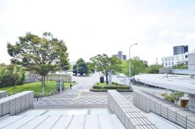 【展望】ルナコート富田林