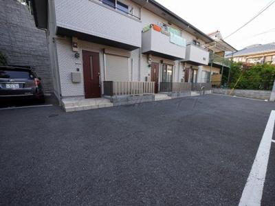 【駐車場】エクセル霞ヶ丘Ⅱ A