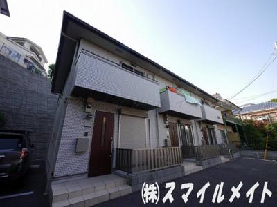 【外観】エクセル霞ヶ丘Ⅱ A