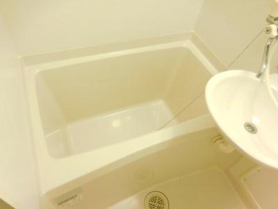 【浴室】レオパレスパークサイドハイツ