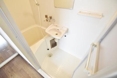 【浴室】アウスレーゼ法善寺