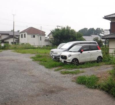 【外観】くぬぎ台第1駐車場