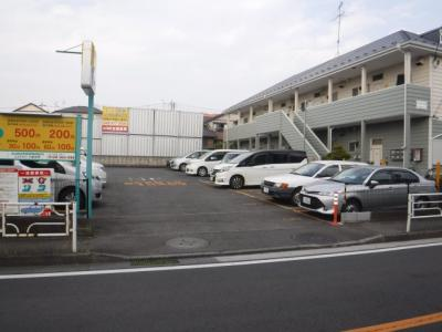 【外観】都岡工藤第2駐車場