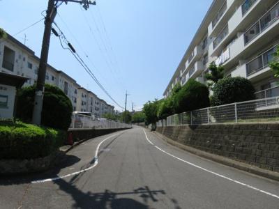 【周辺】茨木郡山B住宅A-17