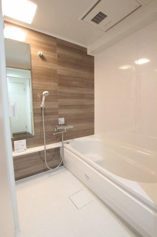 【浴室】ライオンズマンション平和第2