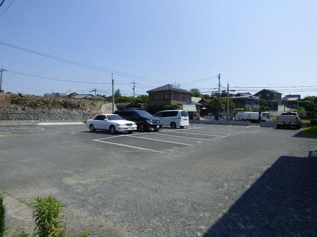 【駐車場】松永アパート