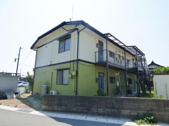 【外観】松永アパート