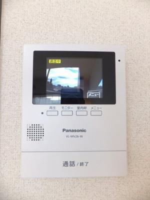 【セキュリティ】カーサ白糸台