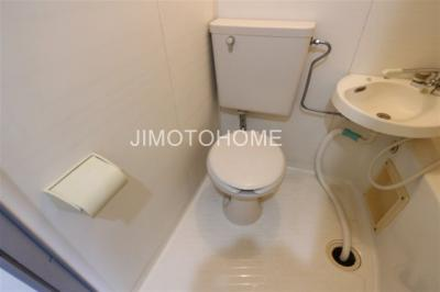 【トイレ】青春ハイツ