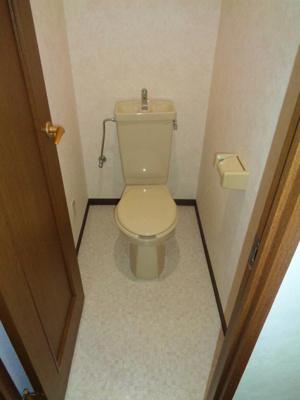 【トイレ】リバーパーク中野