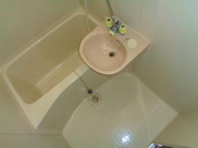 【浴室】リバーパーク中野