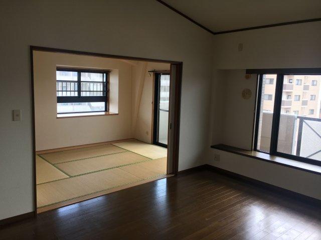 【洋室】コアマンションマリナガーデン