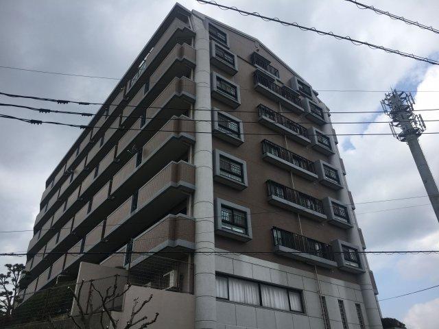 【外観】コアマンションマリナガーデン