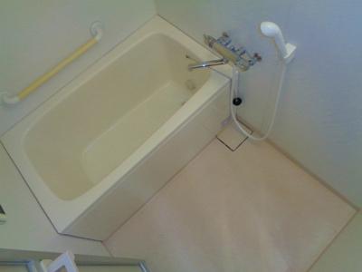 【浴室】コートアゼィリア湯里