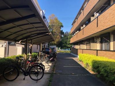 【駐車場】プリムヴェール