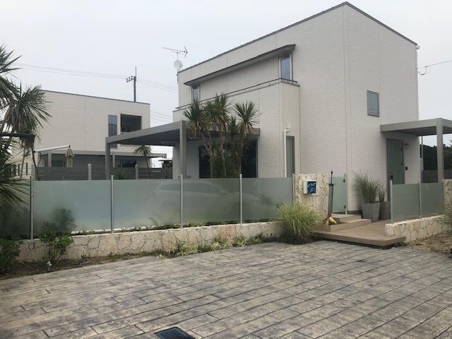 【庭】元石川町中古一戸建