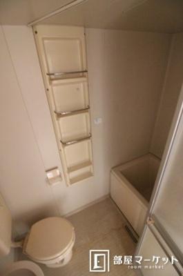 【浴室】城前ハイツB
