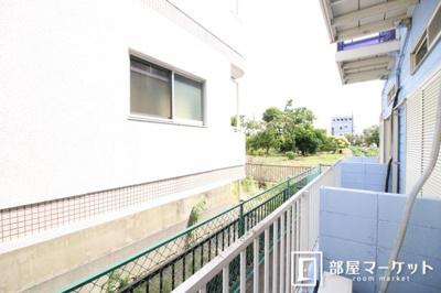 【展望】城前ハイツB
