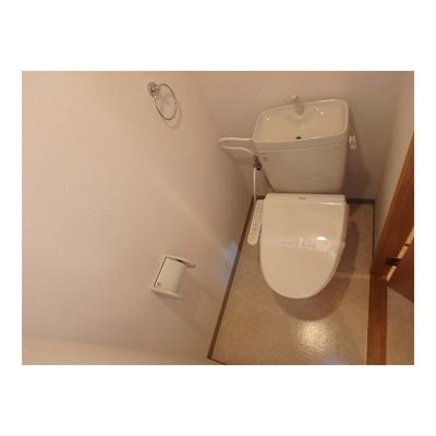 ※イメージ(反転タイプになります) トイレも気になるポイント