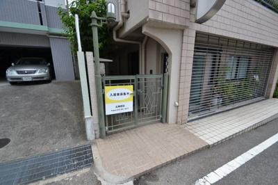 【エントランス】マヤ・コーポ東棟