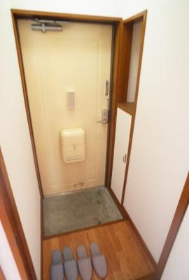 ゆったりとした玄関です☆イメージ写真