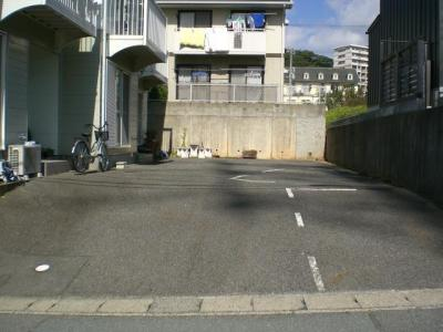 【駐車場】翌檜館(アスナロハイツ)