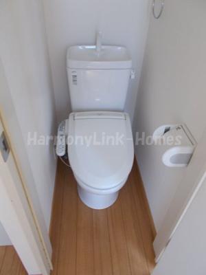 フェリスビオラのトイレ