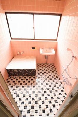 【浴室】西1丁目平屋