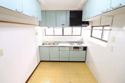 【キッチン】西1丁目平屋
