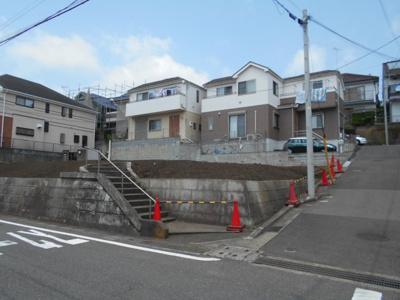 【外観】旭区笹野台3丁目売地