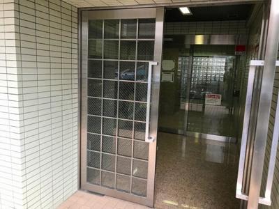 【エントランス】モナークマンション西川口