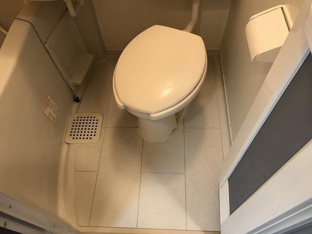 【トイレ】モナークマンション西川口