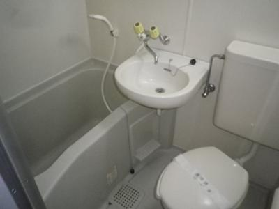 【浴室】モナークマンション西川口
