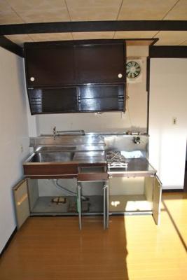 【キッチン】パークマンション