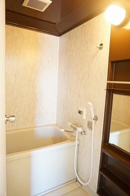 【浴室】イシイハイツ
