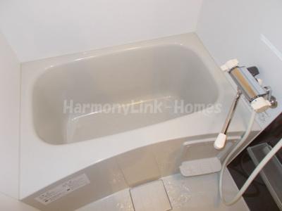 ハーモニー柴又テラスの落ち着いた空間のお風呂です